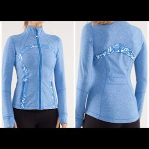 Lululemon Blue Define Jacket